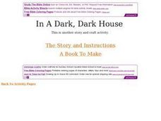 In a Dark, Dark House Worksheet