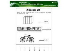 Measure It! Worksheet