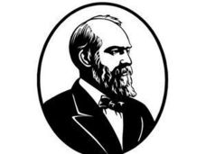 James Garfield Coloring Page Worksheet