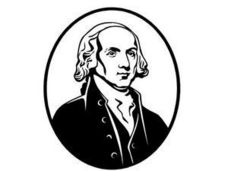 James Madison Coloring Page Worksheet