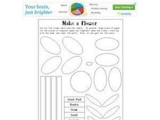 Make a Flower Worksheet