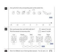 Positive and Negative Applications Worksheet