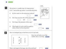 Measurement Online Exercises Worksheet