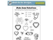 Make Some Valentines Worksheet