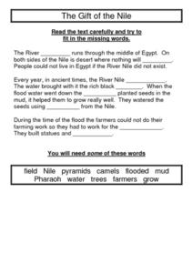 Proverbs Matching and Explanation Worksheet