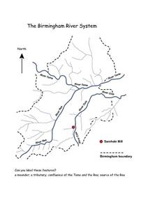 The Birmingham River System Worksheet