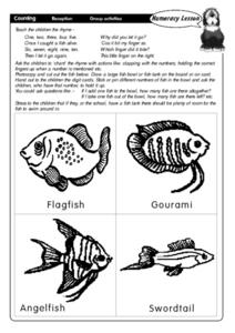 Fish Activities Lesson Plan