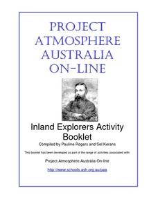 Project Atmosphere Australia On-Line Lesson Plan