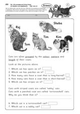 Life Processes and Living Things: Variation and Classification Lesson Plan