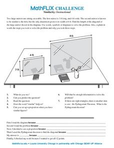 Similarity: Instructional Worksheet