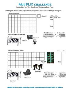 Empty Floor Space Worksheet