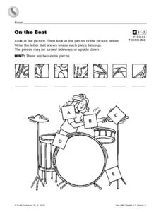 On the Beat Worksheet