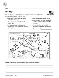 The Trip Worksheet