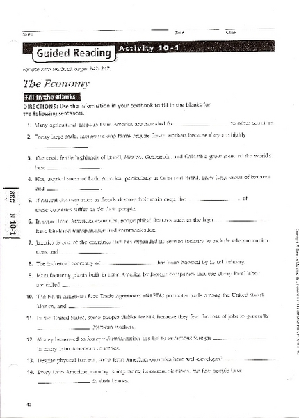 34 Icivics The Market Economy Worksheet Answers - Free ...