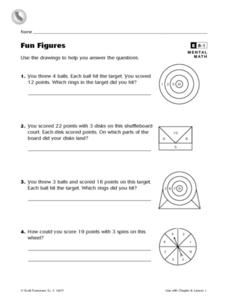Fun Figures Worksheet