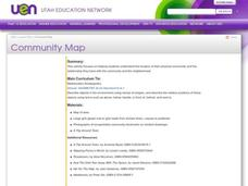 Community Map Lesson Plan
