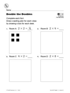 Double the Doubles Worksheet