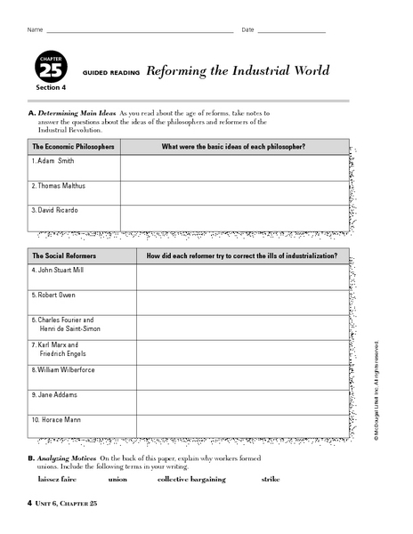 Thomas Malthus Lesson Plans Worksheets Lesson Planet