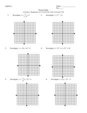 parent graphs worksheet for 9th 12th grade lesson planet. Black Bedroom Furniture Sets. Home Design Ideas