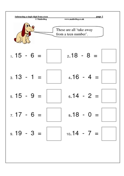 cgrmlwnvbnzlcnqymdezmdmzmc05odm1lxptzxi0ni5qcgc Taking Away Maths Worksheet on for 1st graders, fun free printable, color number, free 6th grade, for grade 2, 2nd second grade, answer key,