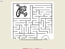 Maze Worksheet Worksheet