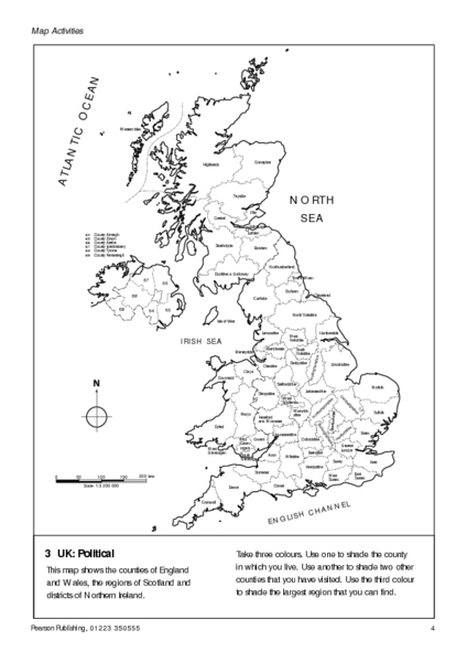 Western Europe Geography Lesson Plans & Worksheets
