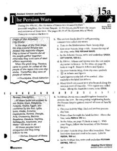 The Persian Wars Lesson Plan