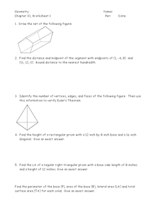 Euler's Theorem Worksheet