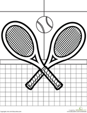 """Tennis"" Worksheet"