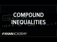 Compound Inequalities Video