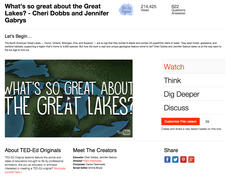 What's so Great about the Great Lakes? Video
