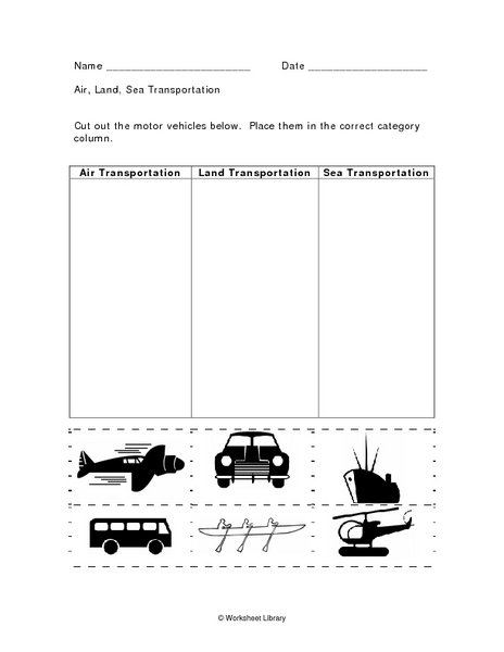 All Worksheets » Air And Water Worksheets - Printable Worksheets ...
