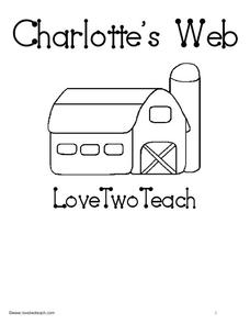 Charlotte's Web Love Two Teach Worksheet