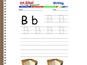Writing B Worksheet
