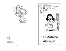 The Autumn Alphabet Worksheet
