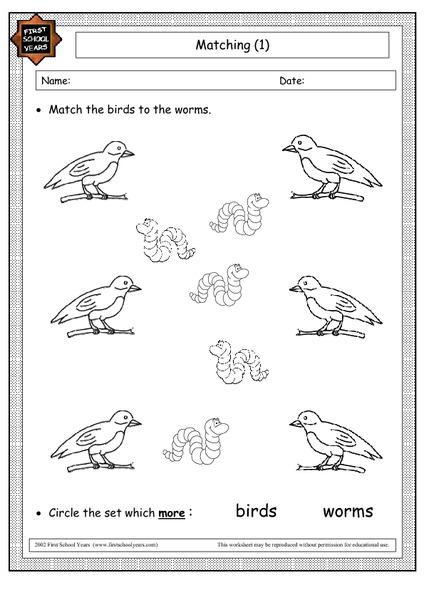 worms worksheets kindergarten essment worms best free printable worksheets. Black Bedroom Furniture Sets. Home Design Ideas