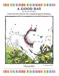 """A Good Day"" Activities Worksheet"