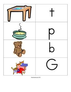 3 Bears Images Worksheet
