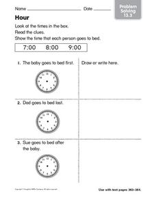 Hour 4 Worksheet