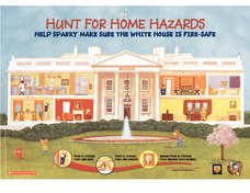 Hunt for Home Hazards Worksheet