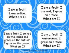 Riddle Cards Printables & Template