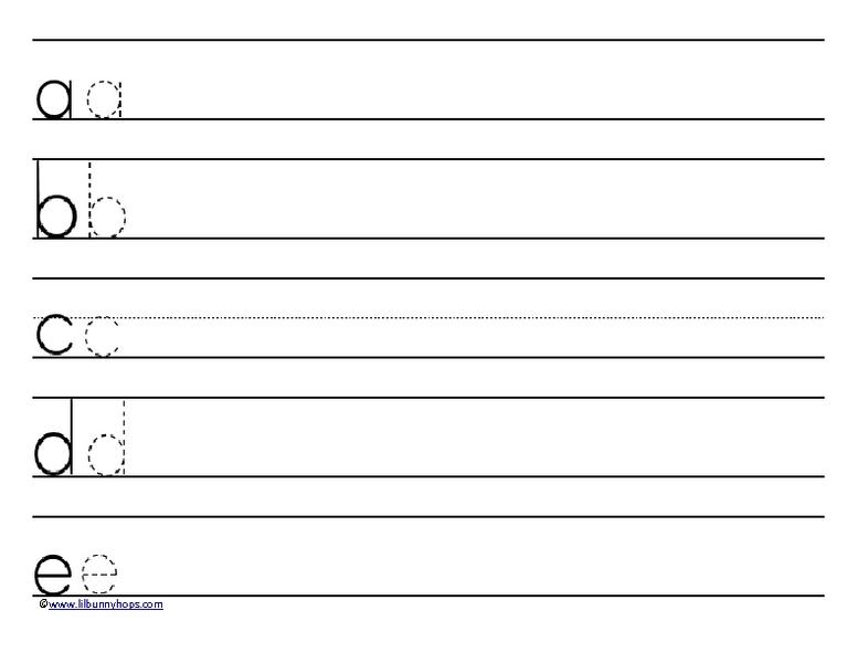 printing practice letters a e worksheet for pre k kindergarten lesson planet. Black Bedroom Furniture Sets. Home Design Ideas