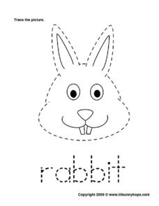 Rabbit Trace Worksheet