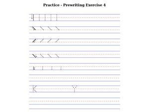 Prewriting Exercise 4 Worksheet