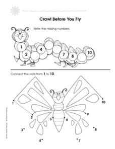 Crawl Before You Fly Worksheet