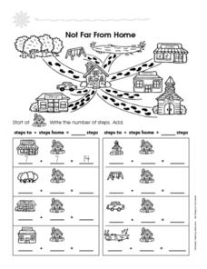 Not Far From Home Worksheet