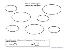 Count: 1-4 Worksheet