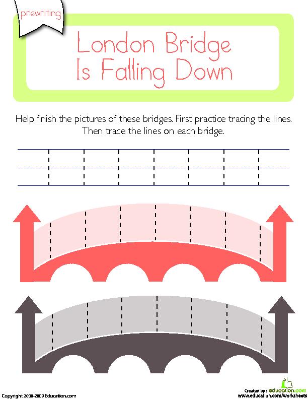 Bridge Worksheets - wiildcreative