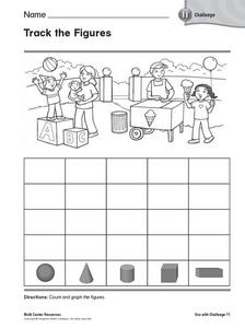 Track the Figures Worksheet