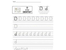 D is for Dentist Interactive